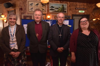 Talking about dying with the Archbishop of Canterbury