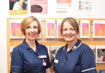 "Secondary Breast Cancer Service offers terminally ill patients a ""beacon of light"""