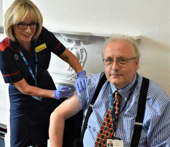 Health organisations encourage the public to protect against potentially serious virus