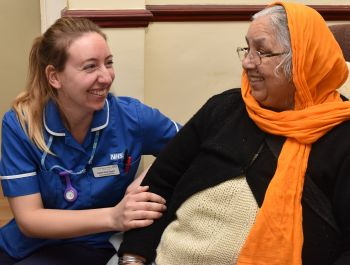 Healthcare provider addresses ageing population