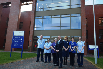 Trust praised by the Care Quality Commission for high quality services