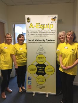 Support for Midwives across Coventry and Warwickshire