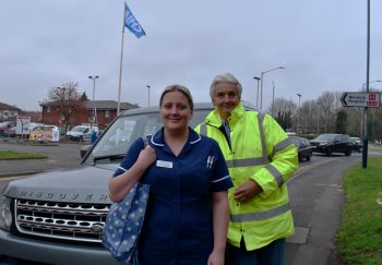 Volunteer 4x4 drivers needed to support NHS services