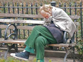 Funding award to help rough sleepers this winter