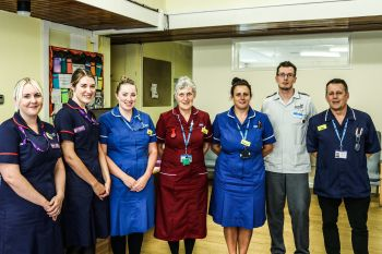 Local hospice and healthcare providers launch New Rapid Response Day Team